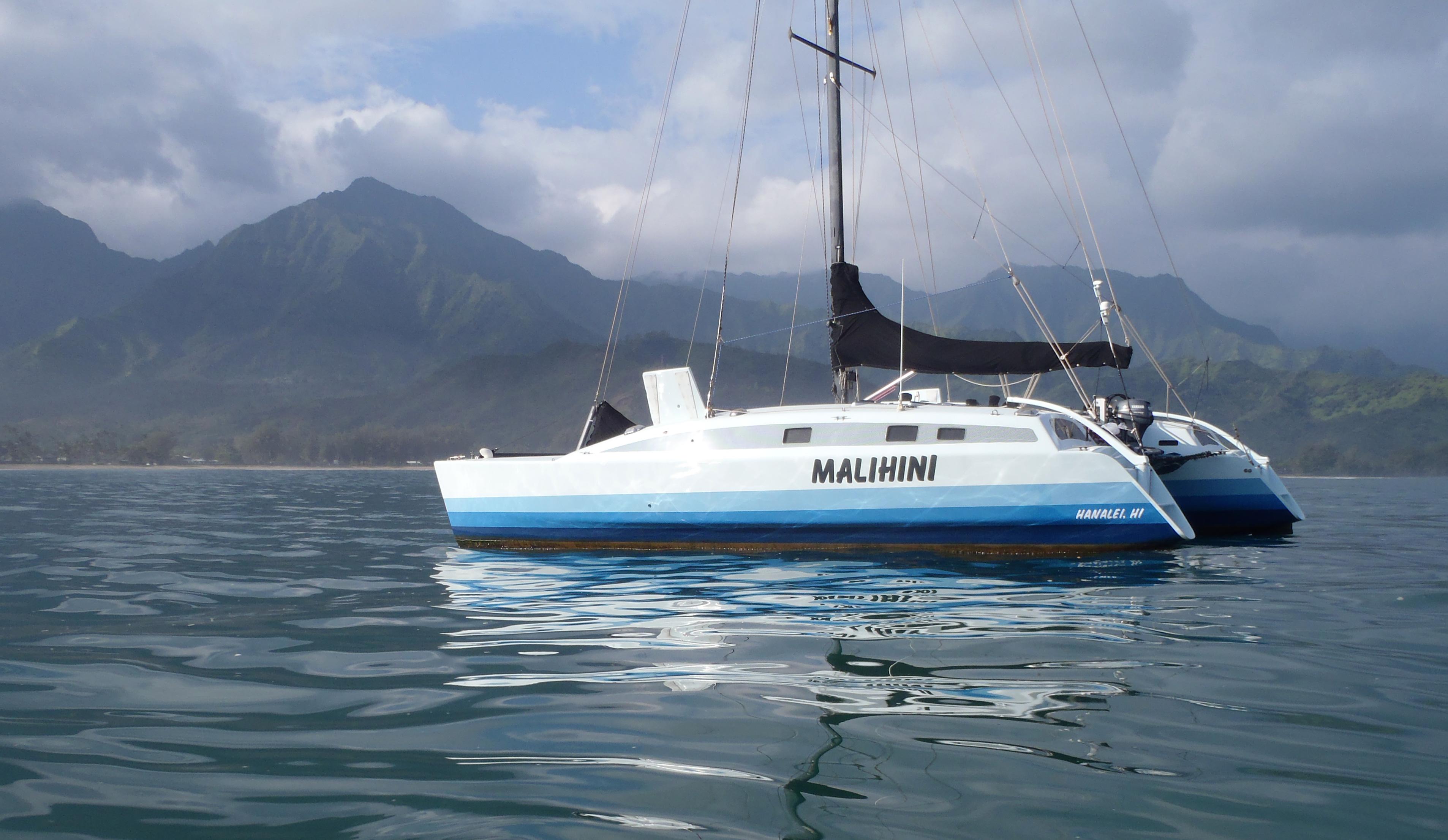Catamaran 3/4-Hose%2c blau%2c marine Catamaran zGv4pDv